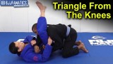 Triangle From the Knees by Arnaldo Maidana