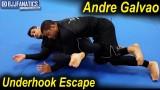 Underhook Escape by Andre Galvao