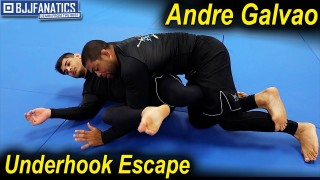 Underhook Escape by Andre Galvao