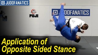 Understanding the Application of Opposite Sided Stance by Travis Stevens