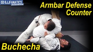 Armbar Defense Counter by Marcus Buchecha Almeida