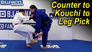 Counter to Kouchi to Leg Pick by Shintaro Higashi