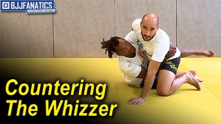 Countering the Whizzer with the Giggler Sweep by Mansour Barnaoui