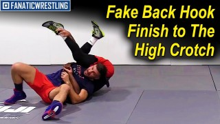 Fake Back Hook Finish to The High Crotch by Dan Vallimont