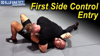 First Side Control Entry by Josh Barnett