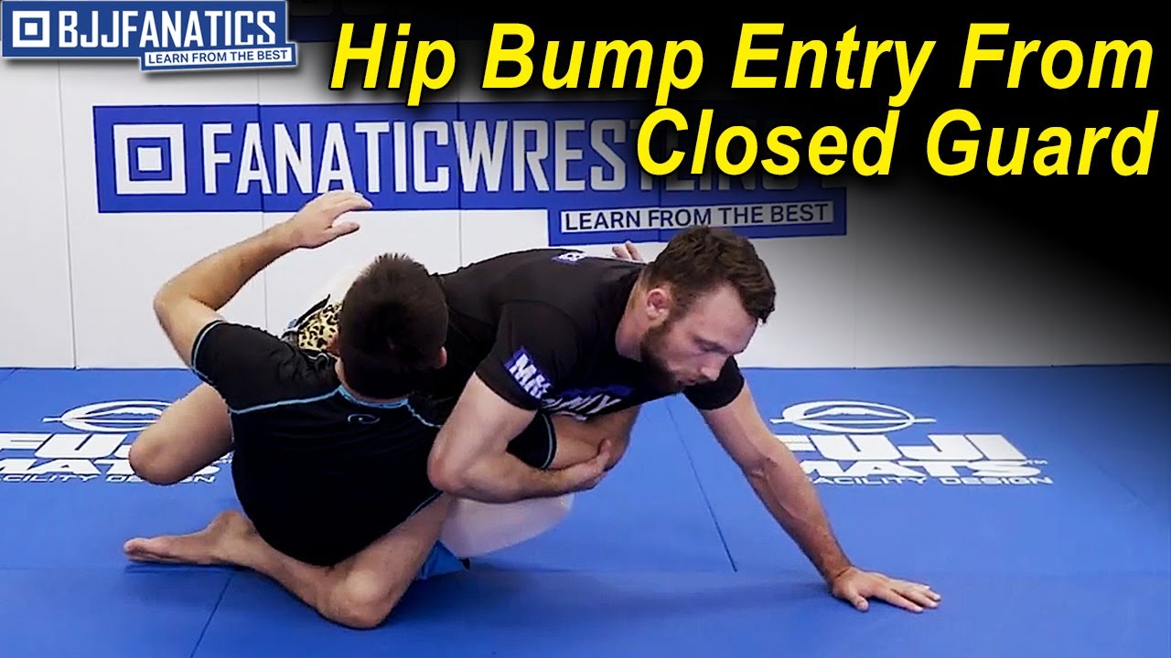 Hip Bump Entry From Closed Guard by Craig Jones
