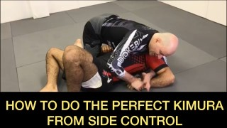 How To Do The Perfect Kimura From Side Control by John Danaher
