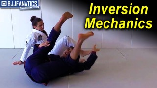 Jiu Jitsu Inversion – Mechanics by Mikey Musumeci