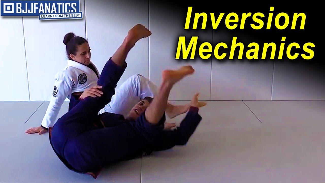 Jiu Jitsu Inversion – Mechanics by Mikey Musumeci