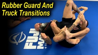 "Jiu Jitsu Rubber Guard And Truck Transitions by Richie ""Boogeyman"" Martinez And Geo Martinez"