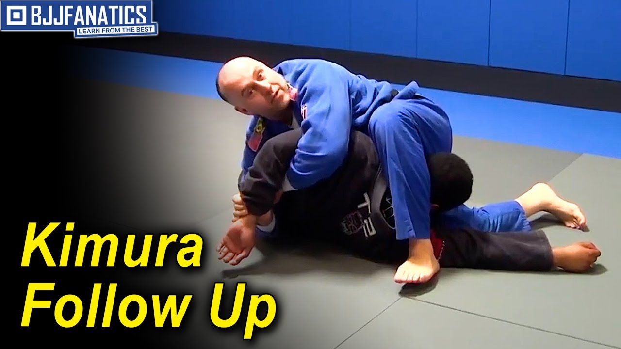 Kimura Follow Up by Ante Dzolic