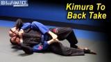 Kimura to a Back Take by Ante Dzolic