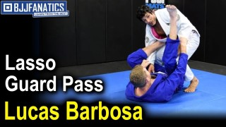 "Lasso Guard Pass with Lucas ""Hulk"" Barbosa"