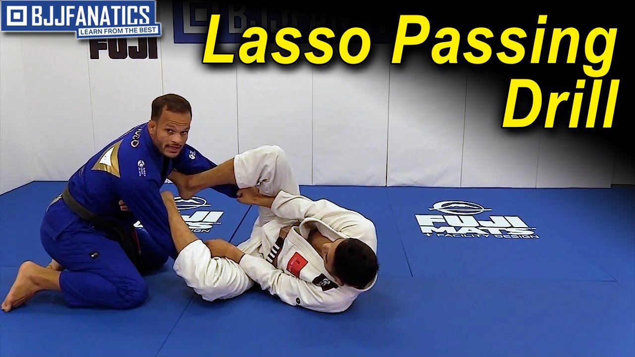 Lasso Passing Drill by Marcos Tinoco