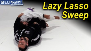 Lazy Lasso Sweep by Bernardo Tavolaro