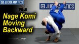 Nage Komi Moving Backward by Jimmy Pedro