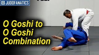 O Goshi to O Goshi Combination by Jimmy Pedro