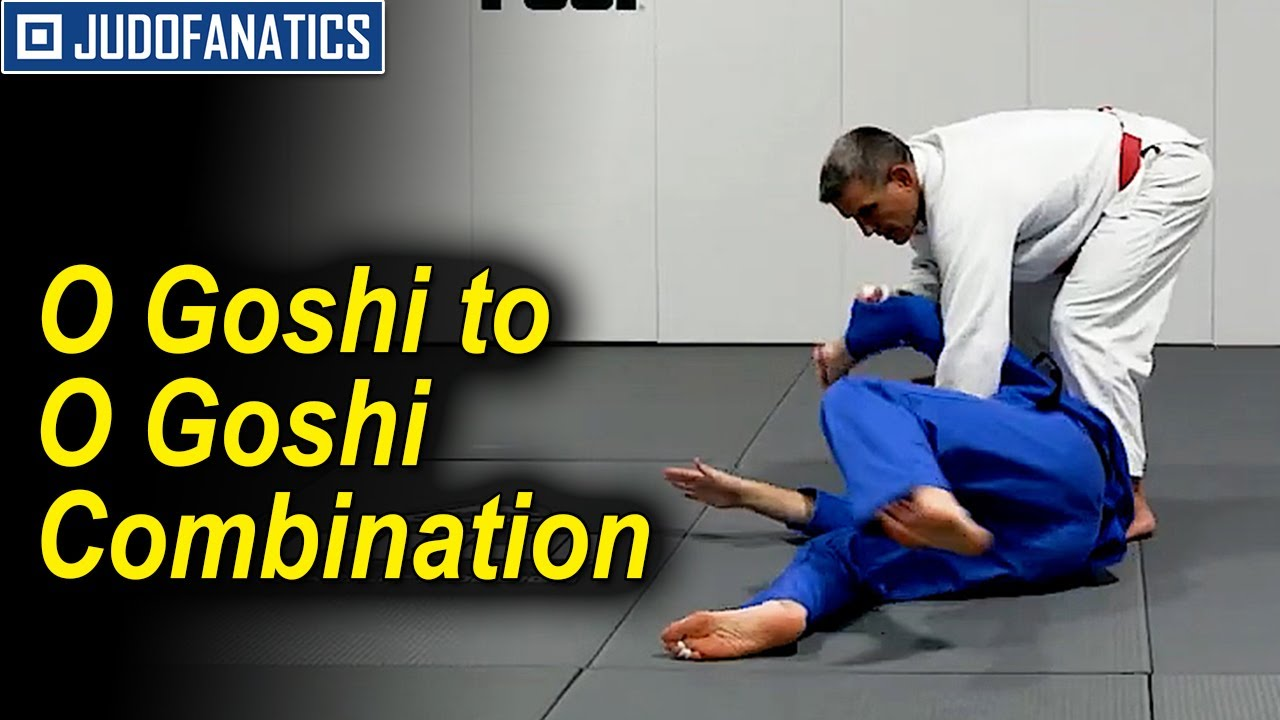 O Goshi to O Goshi Combination by Jimmy Pedro