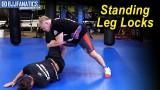 Standing Leg Locks by Erik Paulson