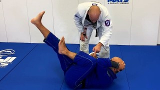 The Jiu Jitsu Drill That Xande Ribeiro Uses To Not Get His Guard Passed In Competition Since 2005