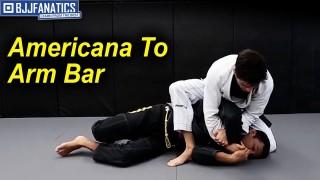 Americana To Arm Bar by Thomas Lisboa