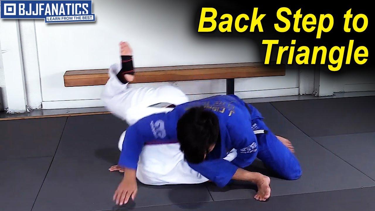 Back Step to Triangle by Josh Cisneros