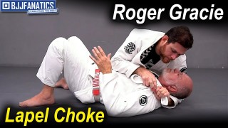 BJJ Basics – Lapel Choke by Roger Gracie