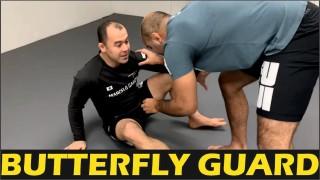 BJJ Butterfly Guard – Most Important Principles by Marcelo Garcia