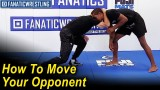 Moving My Opponent by Thomas Gilman
