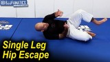 Single Leg Hip Escape by Xande Ribeiro