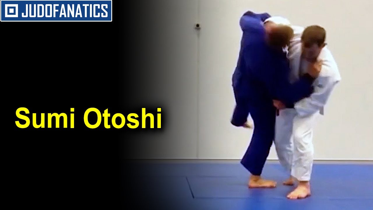 Sumi Otoshi by Matt D'Aquino