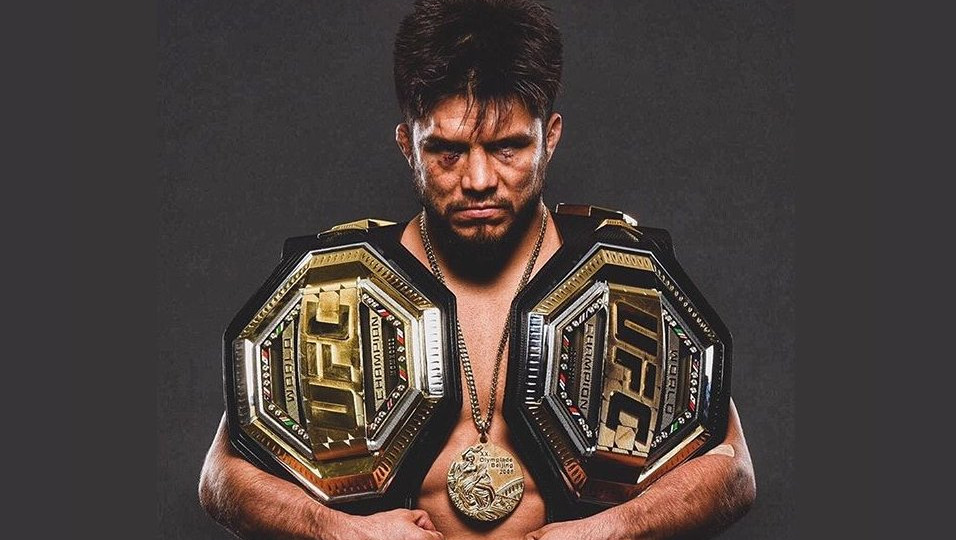 Preparing Your Mind For The Fight by 2x UFC Champion And Olympic Wrestling Champion – Henry Cejudo