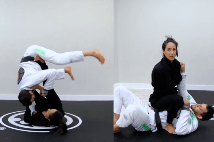 Guard Pull to Balloon Sweep with Gezary Matuda